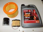 PEUGEOT PARTNER CITROEN BERLINGO 1.8 1.9 DIESEL TO 2002 ENGINE SERVICE KIT + OIL
